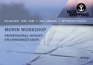 MUNIN@Nor-Shipping